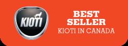 Meilleur vendeur Kioti au Canada