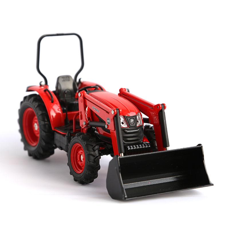 Kioti tractor scale model DK 5510-DK 550